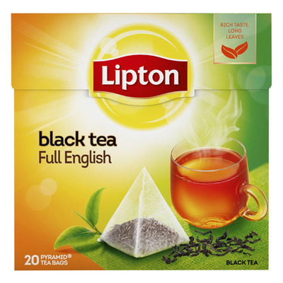 Lipton Black tea full English