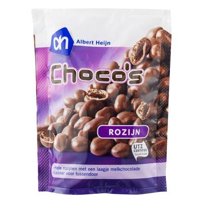 Huismerk Choco's rozijn