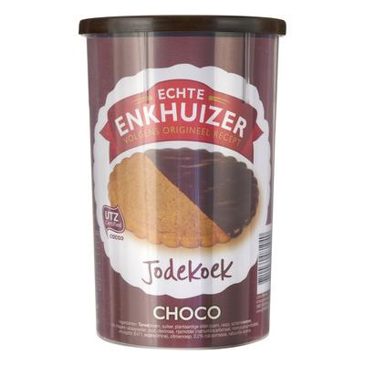 Echte Enkhuizer Jodekoek chocolade