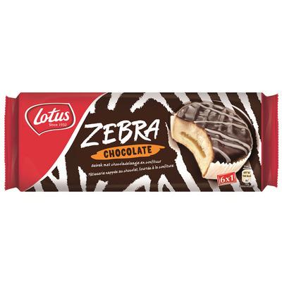 Lotus Zebra's chocolate