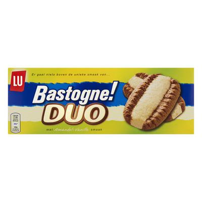 Bastogne biscuits duo amandel vanille