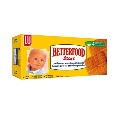 LU Betterfood start pletkoekjes