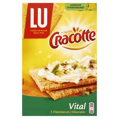 LU Cracotte toast vital