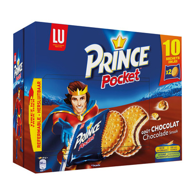 LU Prince pocket choco