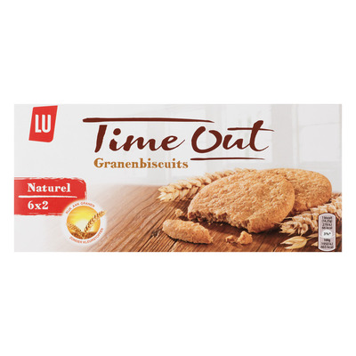 Time Out Granenbiscuits naturel