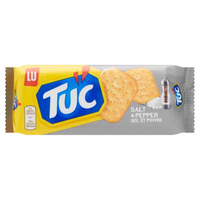 Lu Tuc crackers salt pepper