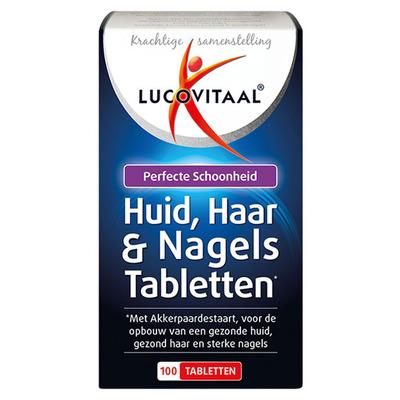 Lucovitaal Huid, haar & nagels tabletten