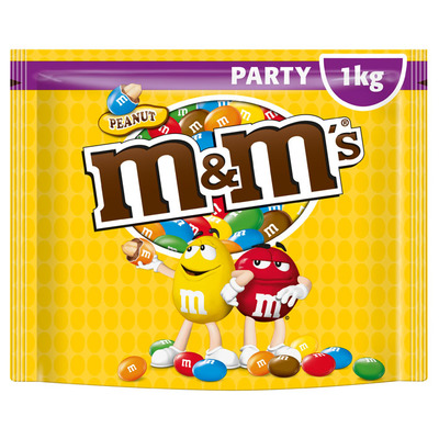 M&M's Peanut Party pack
