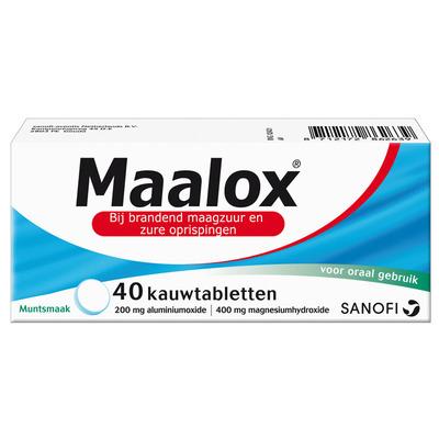 Maalox Kauwtabletten