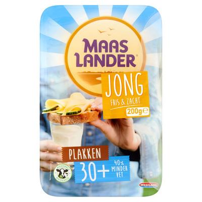 Maaslander Jong 30+ plakken