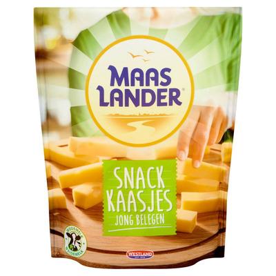 Maaslander Snack kaasjes jong belegen