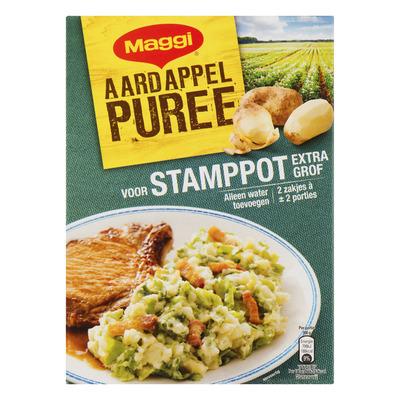 Maggi Aardappelpuree à la minute voor stamppot