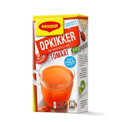 Maggi Opkikker tomaat