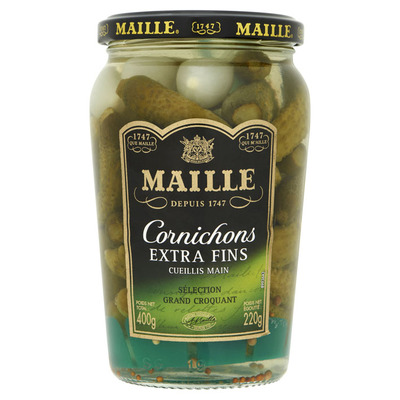 Maille Cornichons extra fins