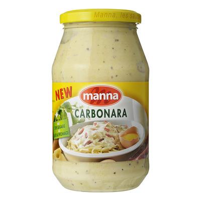 Manna Carbonara