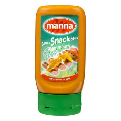 Manna Snacksaus