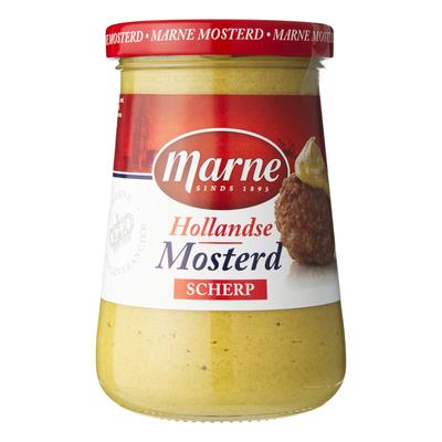 Marne Hollandse mosterd scherp