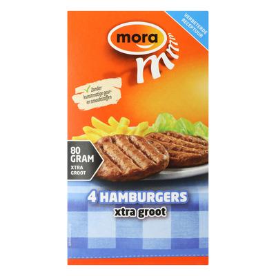 Mora Hamburger Xtra groot
