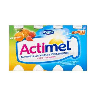 Danone Actimel Multifruit