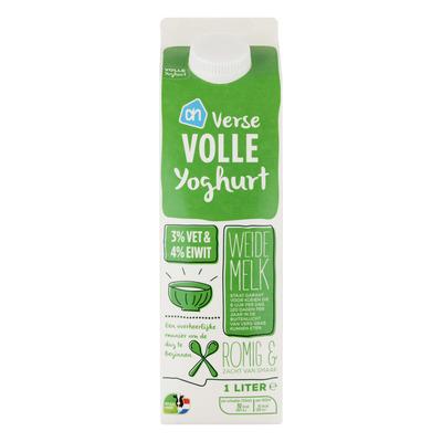 Huismerk Volle yoghurt