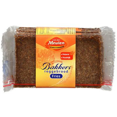 Van der Meulen Roggebrood (per stuk verpakt)