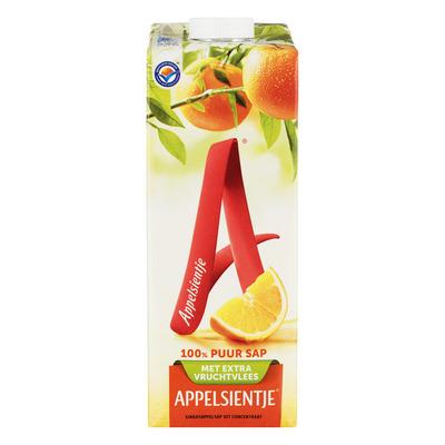 Appelsientje Sinaasappel met extra vruchtvlees
