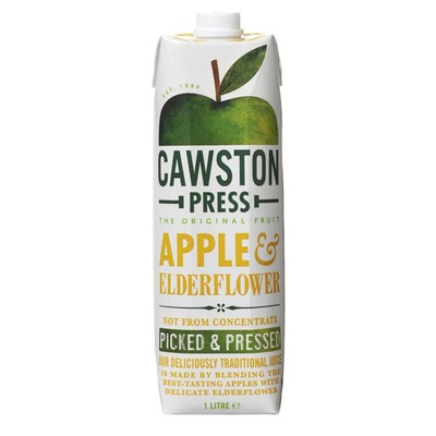 Cawston Press Apple elderflower