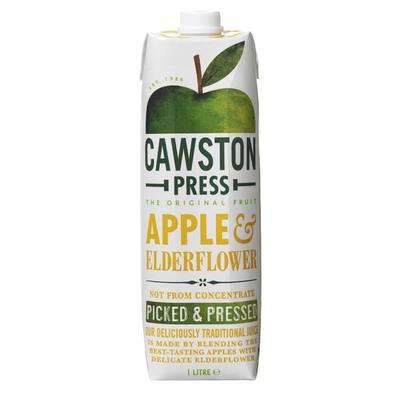 Cawston Press Apple elderflower
