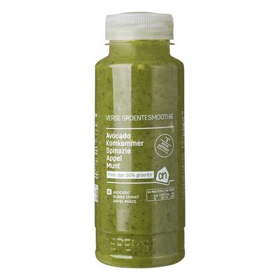 Huismerk Vers groentesap spinazie-avocado- appel
