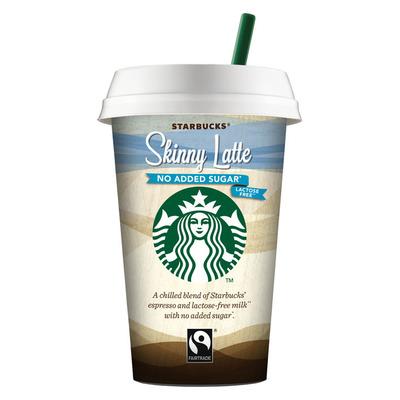 Starbucks Chilled classic skinny latte