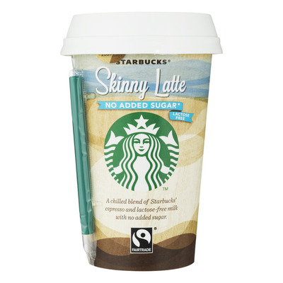 Starbucks Chilled classic skinny latte