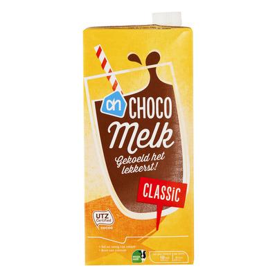 Huismerk Choc melk romig
