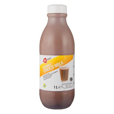 AH BASIC Magere chocolade melk