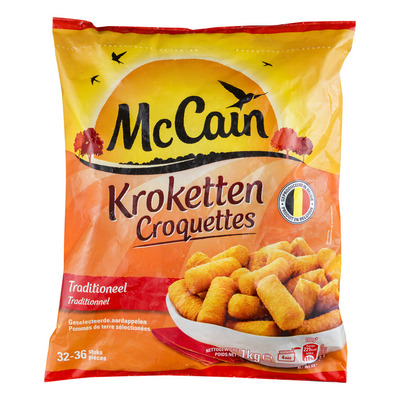 McCain Aardappel kroketten