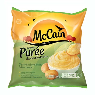 McCain My puree