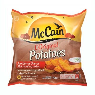 McCain Original potatoes