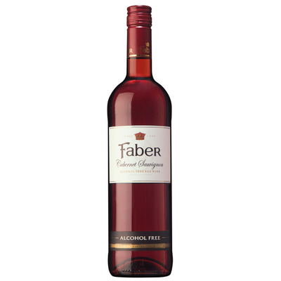Faber Cabernet Sauvignon alcoholvrij