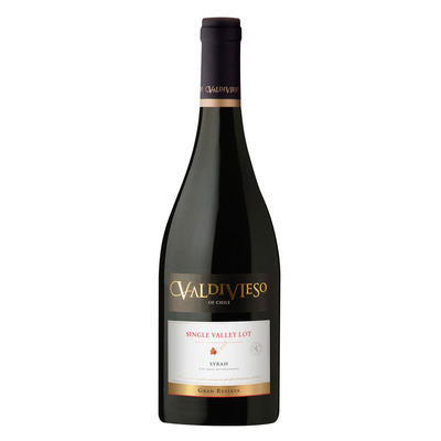 Valdivieso Syrah single valley lot