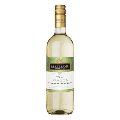 Berberana White Dragon Viura Sauvignon Blanc