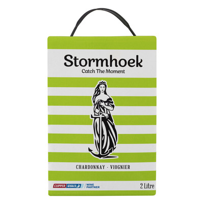 Stormhoek Chardonnay Viognier bag in box