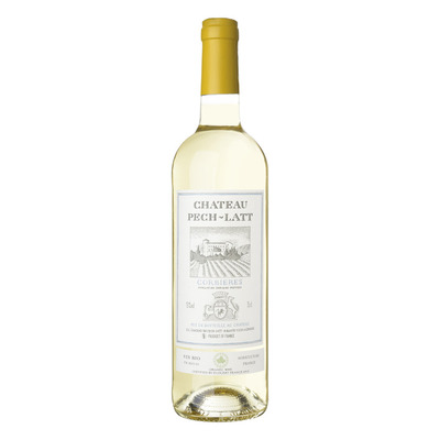Château Pech Latt Blanc Bio
