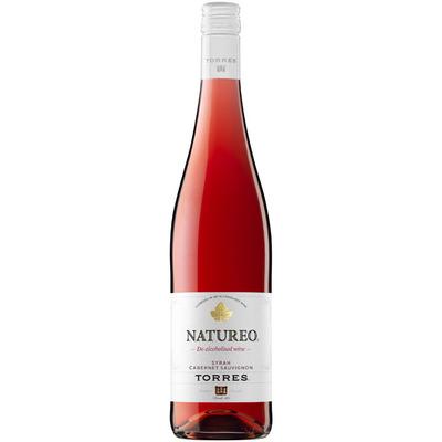 Torres Natureo rosado alcoholvrij