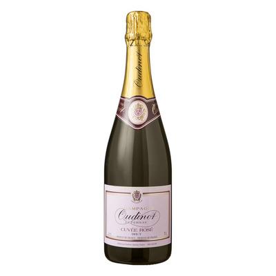Oudinot Champagne cuvée brut rosé