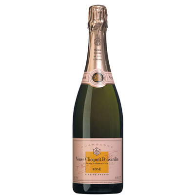 Veuve Clicquot Champagne brut rosé