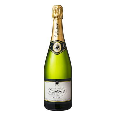 Oudinot Champagne demi-sec
