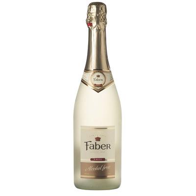 Faber Sparkling White alcoholvrij