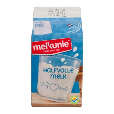 Melkunie Halfvolle melk