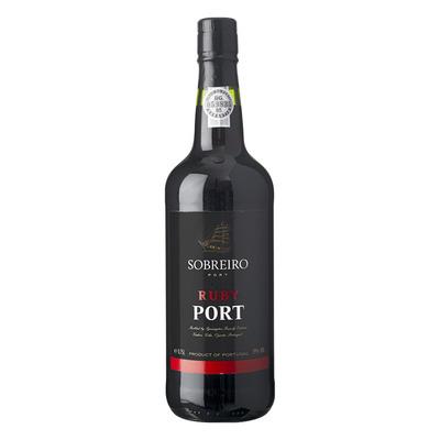 Sobreiro Port Ruby