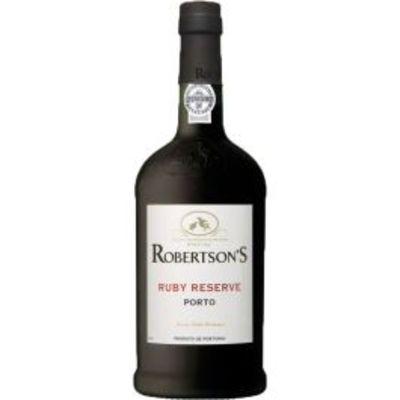 Robertson's Ruby Reserve Porto