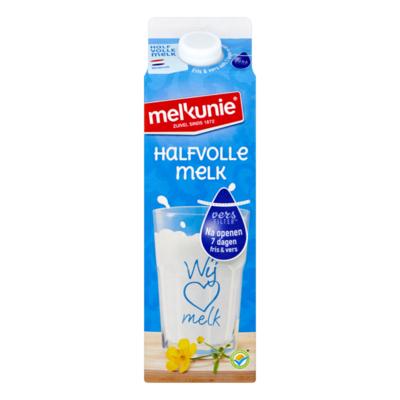 Melkunie Versfilter Halfvolle Melk
